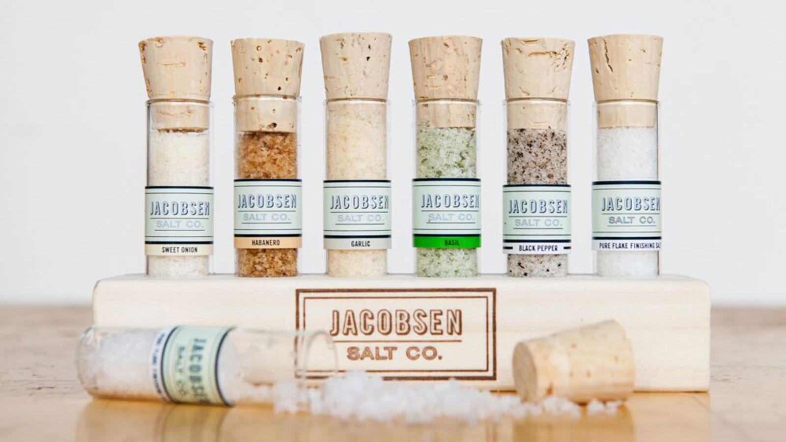 How Jacobsen's Salt Came to Be So Beloved by Chefs
