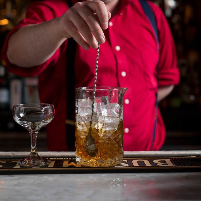 Jim McCourt's Secret Ingredient For the Best Manhattan