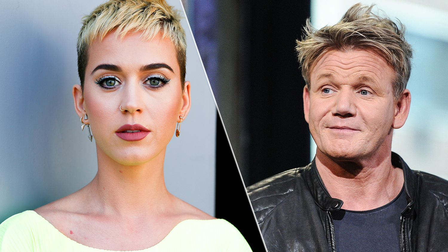 Katy Perry Tried to Cook with Gordon Ramsay and It Didn't Go Too Well