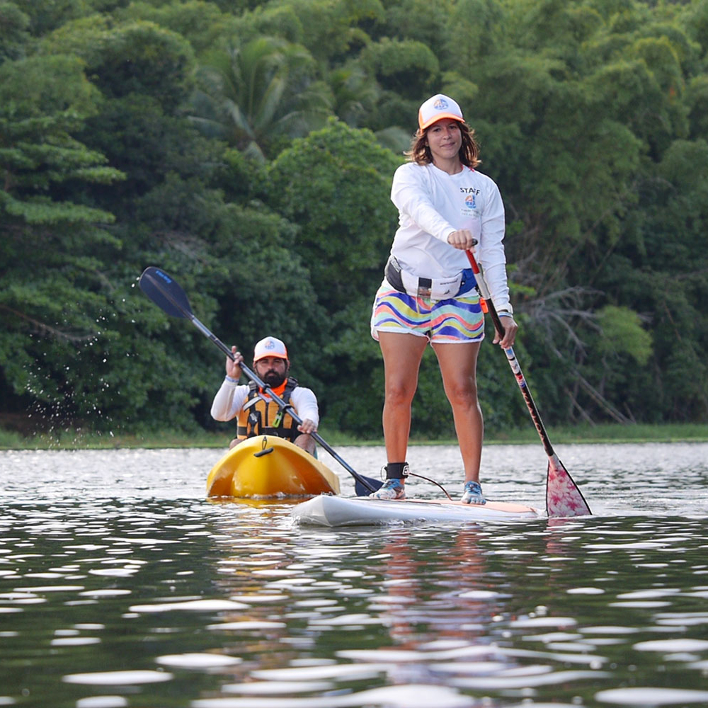"Go paddle-boarding in Gurabo, Puerto Rico's non-touristy ""countryside"""