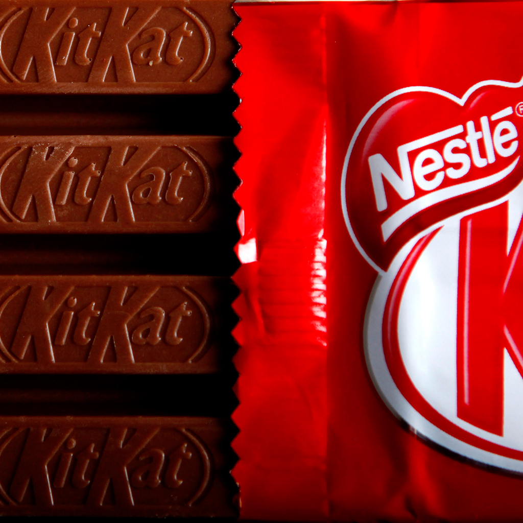 KIT KAT LOSING TRADEMARK FWX