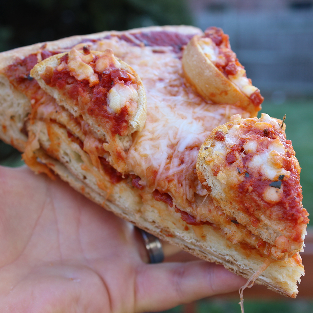 KITCHEN TRASH PIZZA STUFFED PIZZA FWX 1