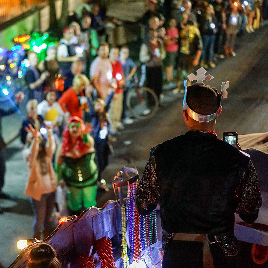 Krewe of Boo Parade - New Orleans, LA