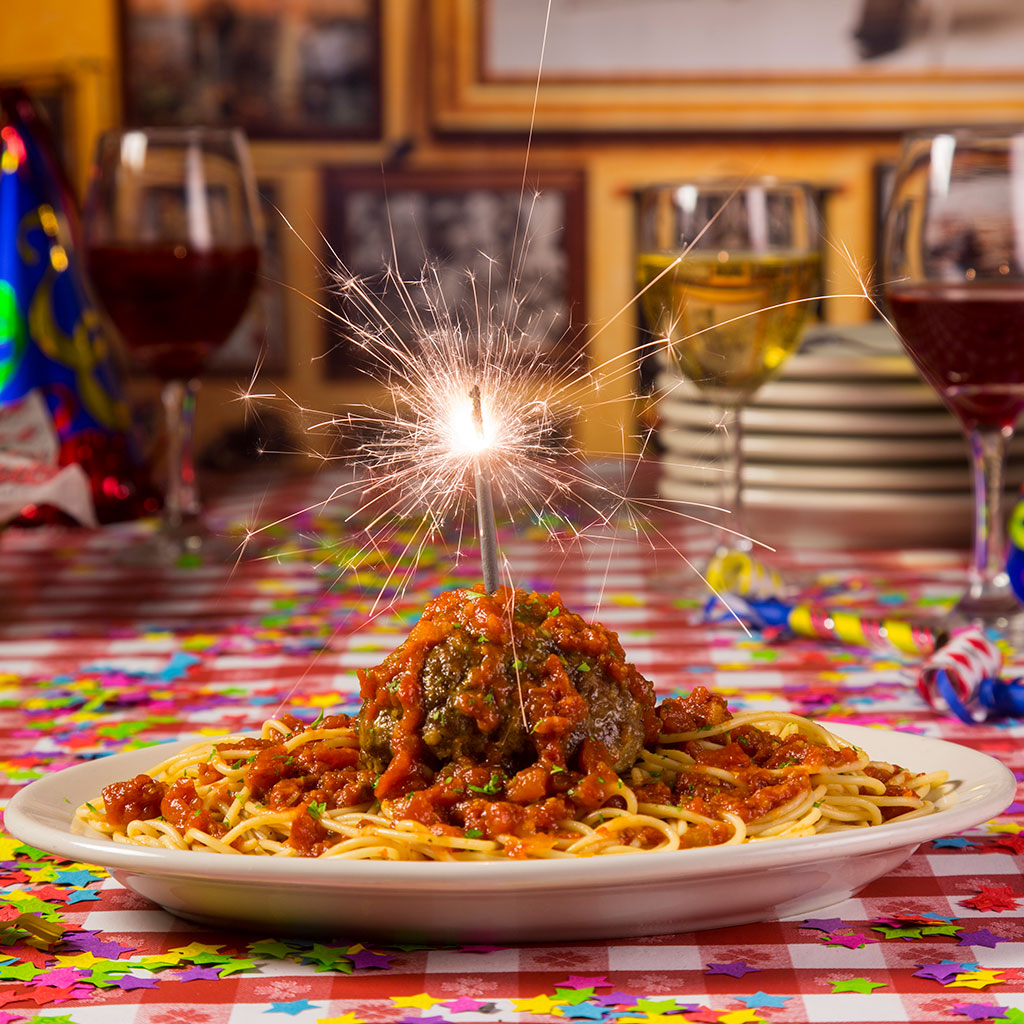 LEAP YEAR DISHES BUCA DI BEPPO FWX