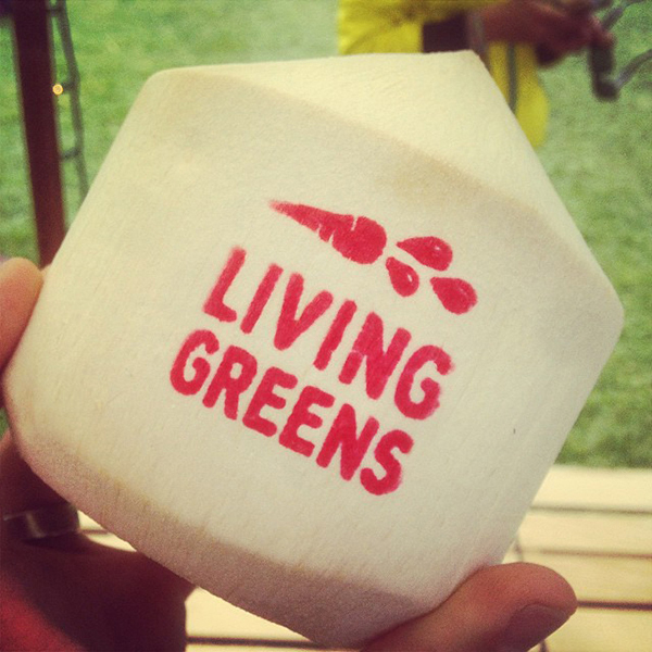Outside Lands, Living Greens