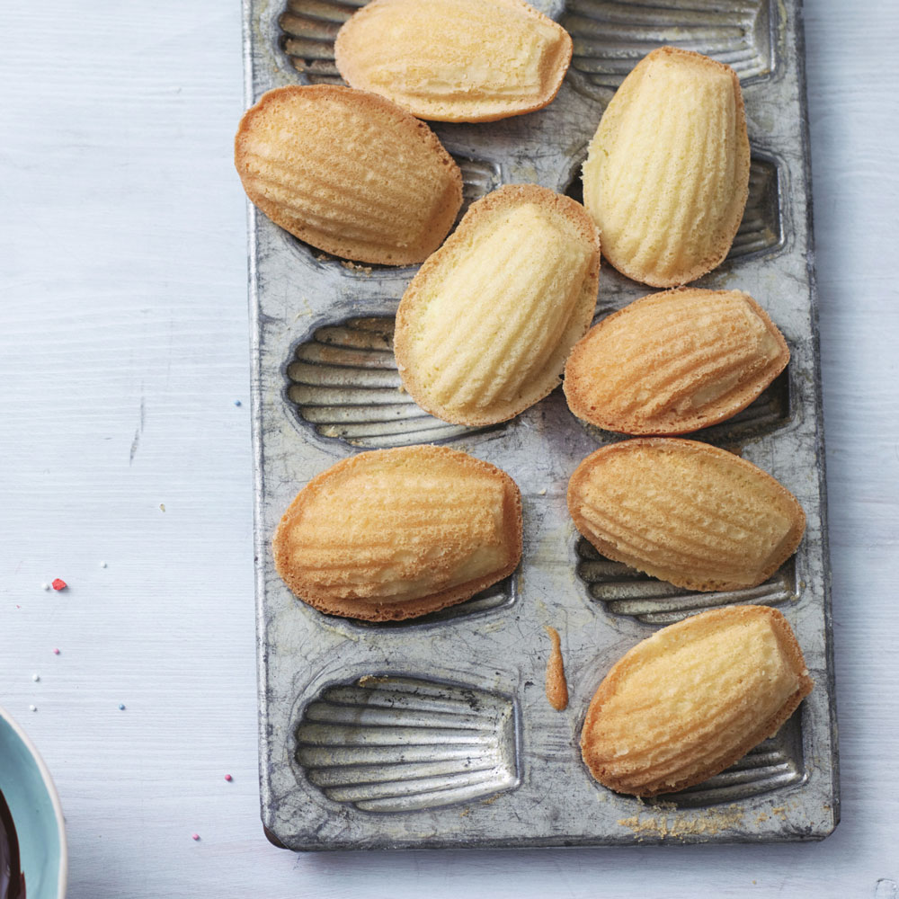 How to Make Perfect Madeleines, According to Great British Bake Off's Martha Collison