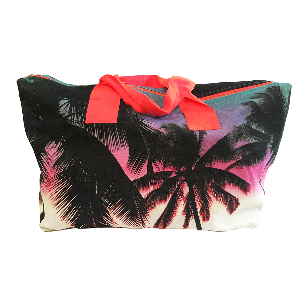 Beach, Beach Bag, Summer