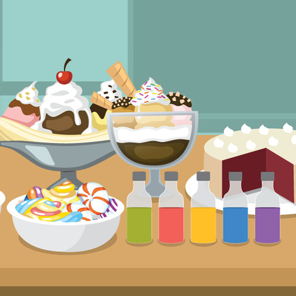 How to Make Your Own Safe Food Coloring at Home | Food & Wine