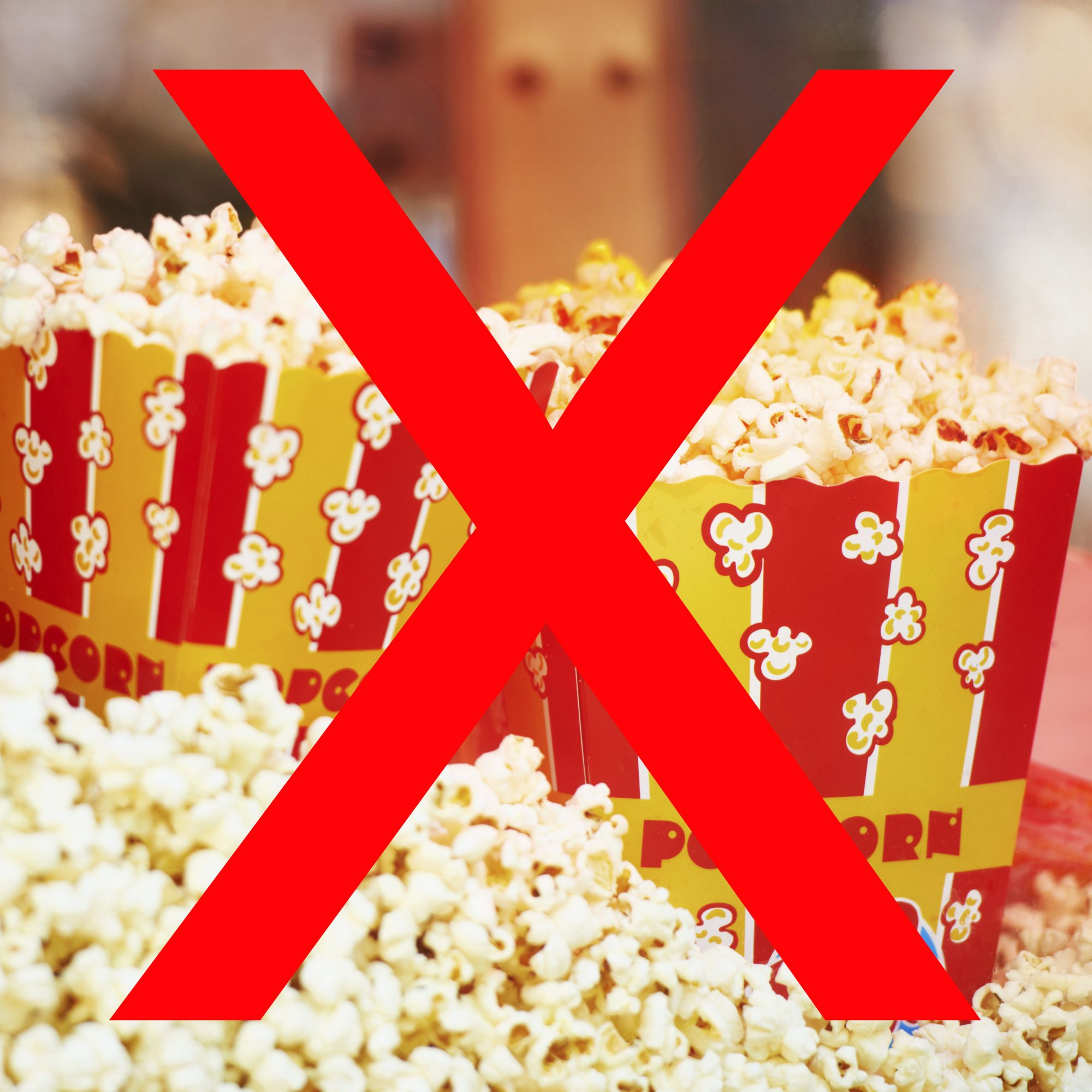 MAN WANTS TO BAN POPCORN AT MOVIES FWX