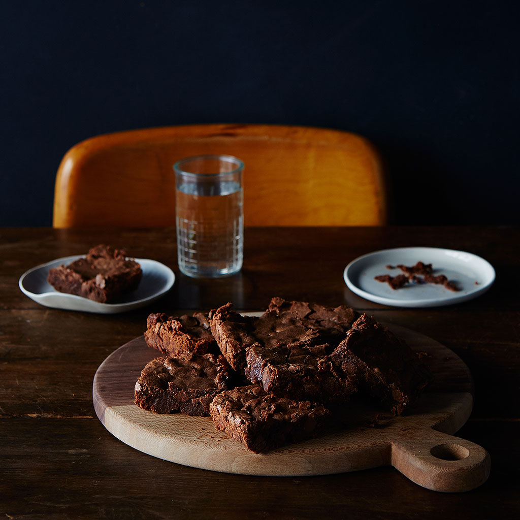MARIO BATALI POT BROWNIES FWX