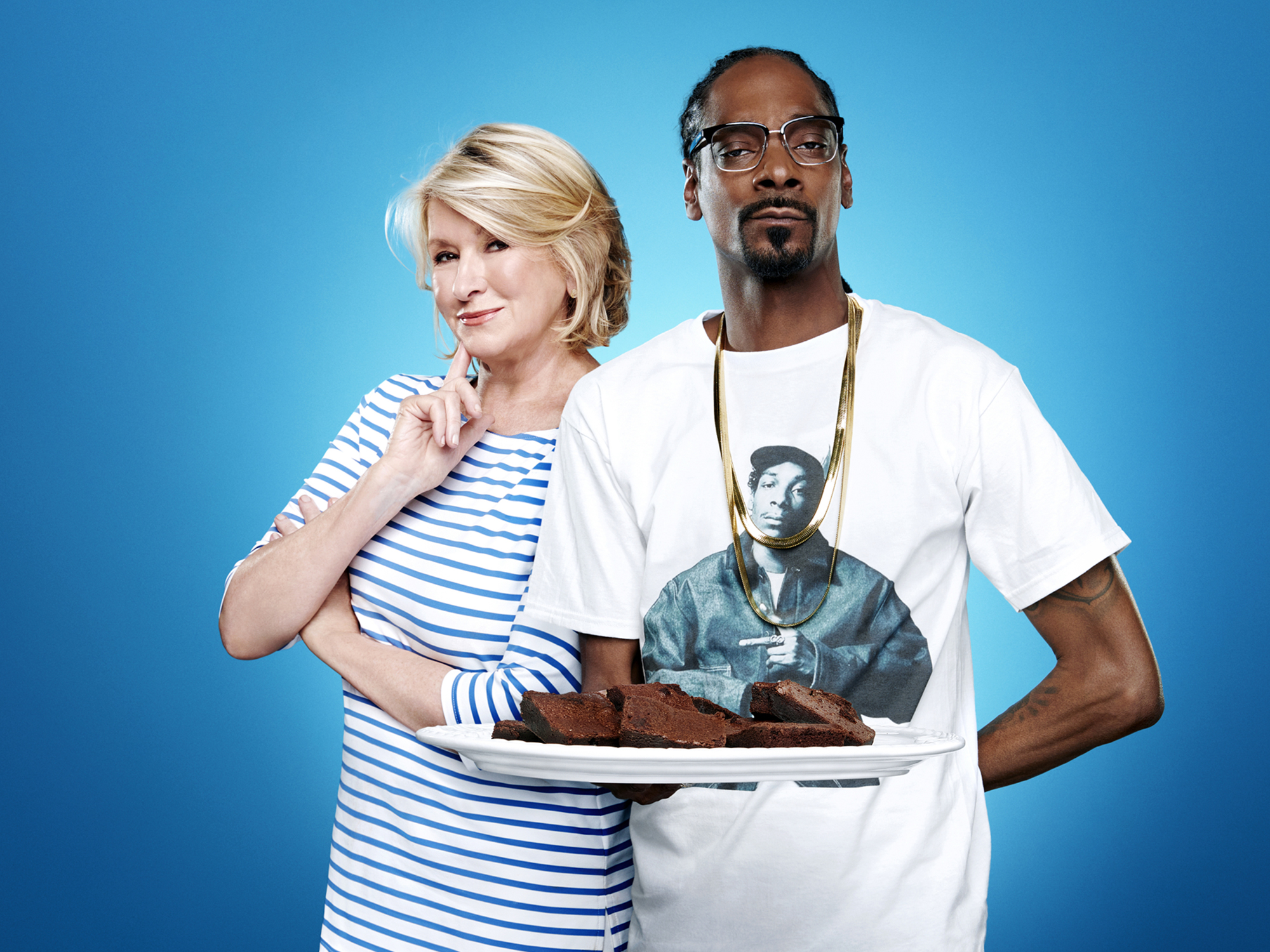 The Story Behind Snoop Dogg and Martha Stewart's Beautiful Friendship