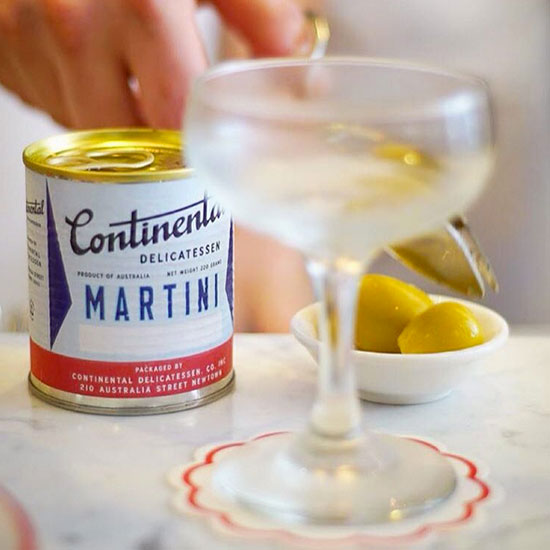 MARTINIS IN TINS FWX