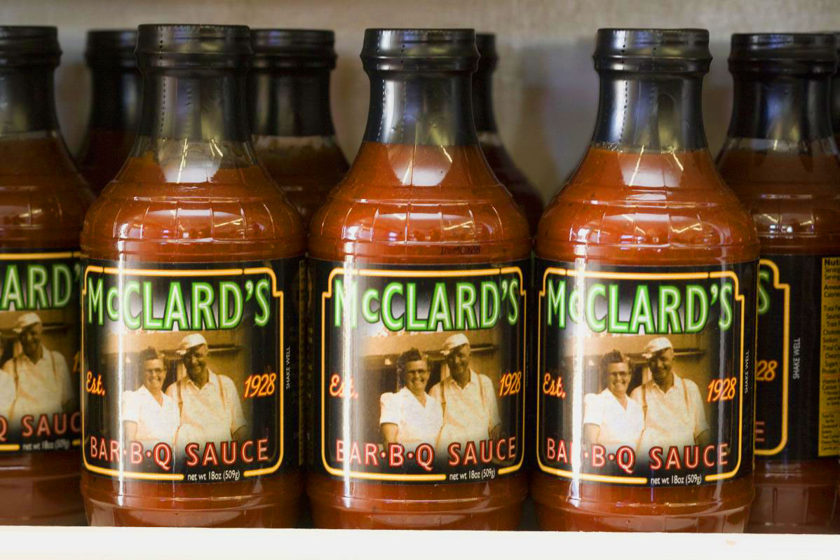 Arkansas: McClard's Bar-B-Q Restaurant