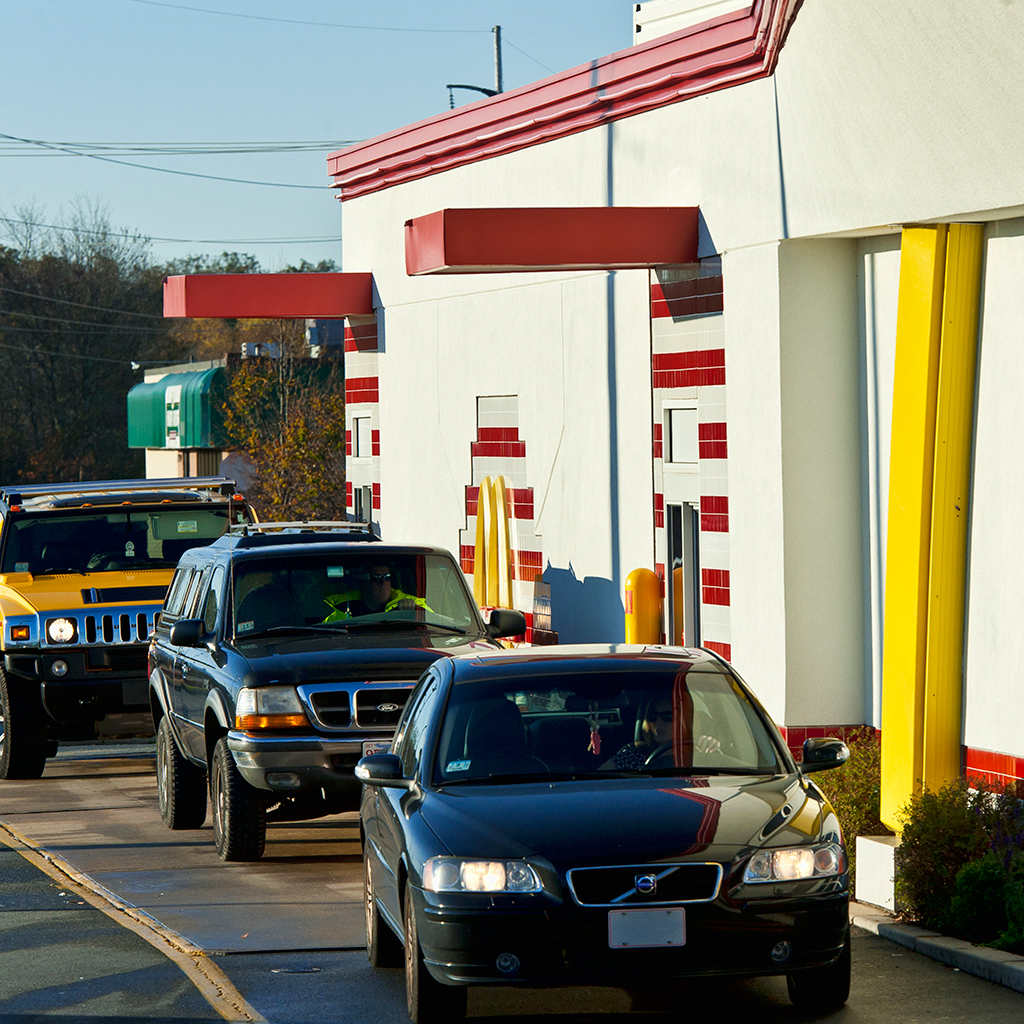 McDonald's, Lawsuit, Drive Thru