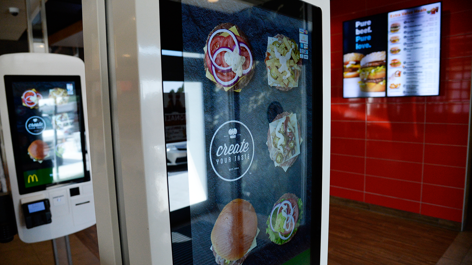 Self-Serve Kiosks May Not Be Killing Fast Food Jobs After All | Food ...