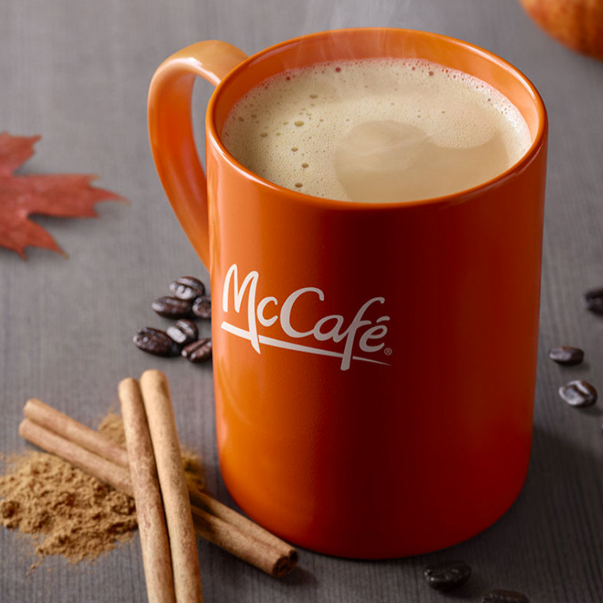 McDonald's Is Going To Beat Starbucks To The Pumpkin Spice