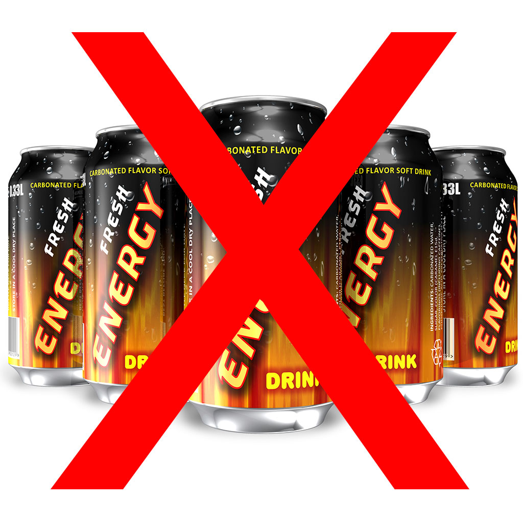 This College Won't Sell Energy Drinks on Campus Anymore