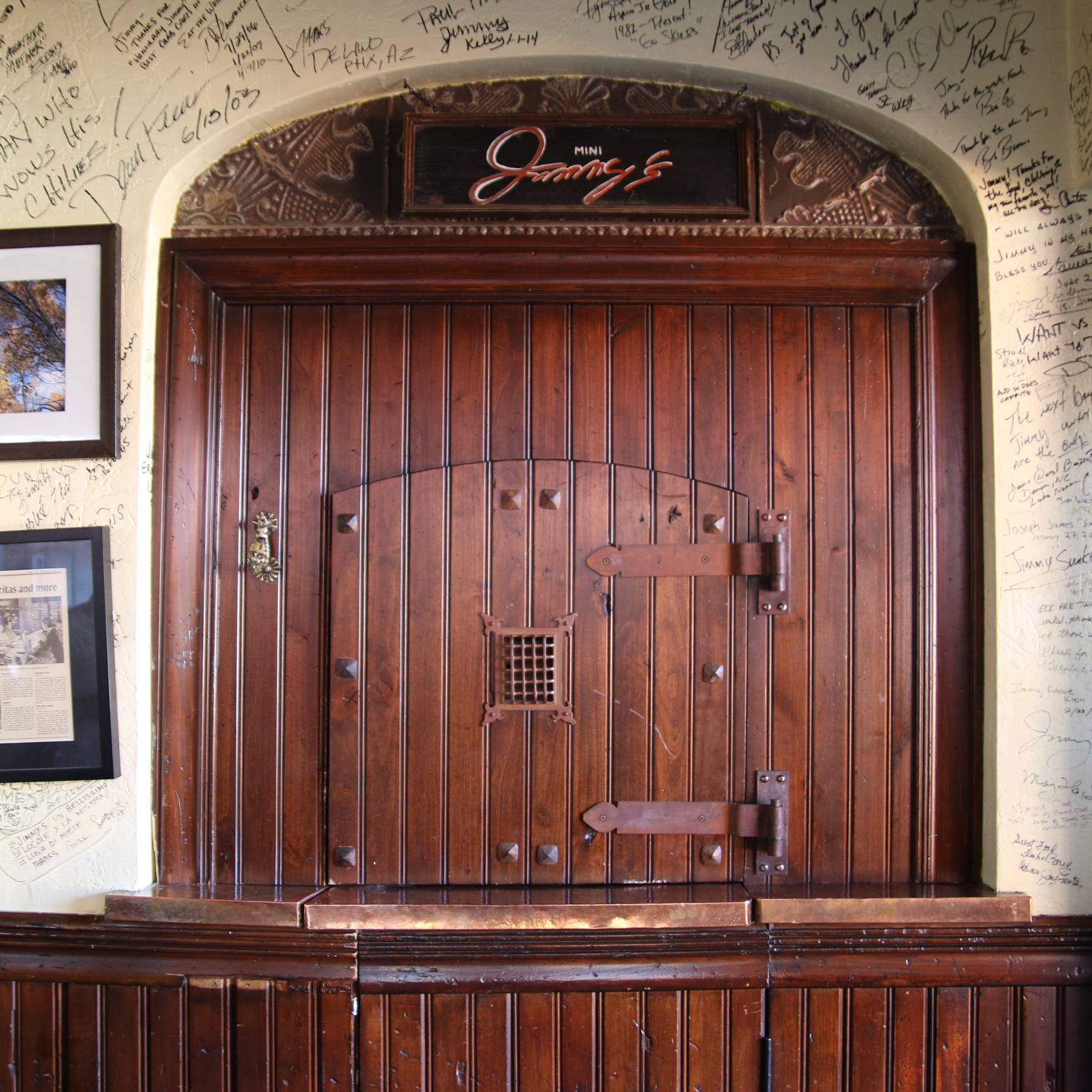 The Coolest Bar in Aspen Was In an Actual Closet