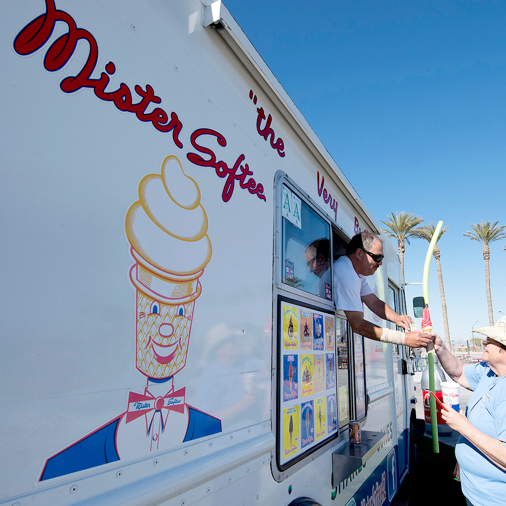 Mister Softee, jingle