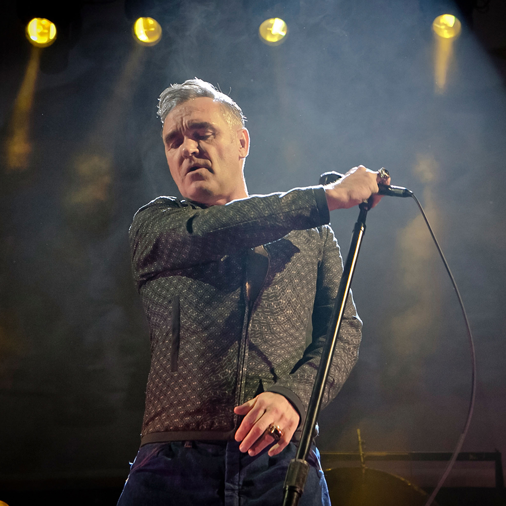 Morrissey, video game