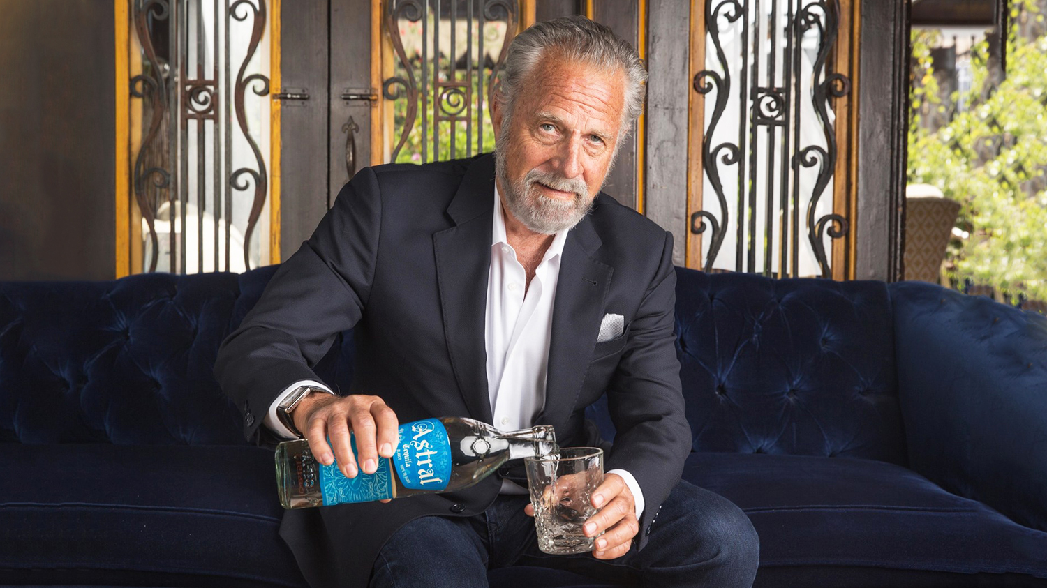 'The Most Interesting Man in the World' Has Switched to Tequila