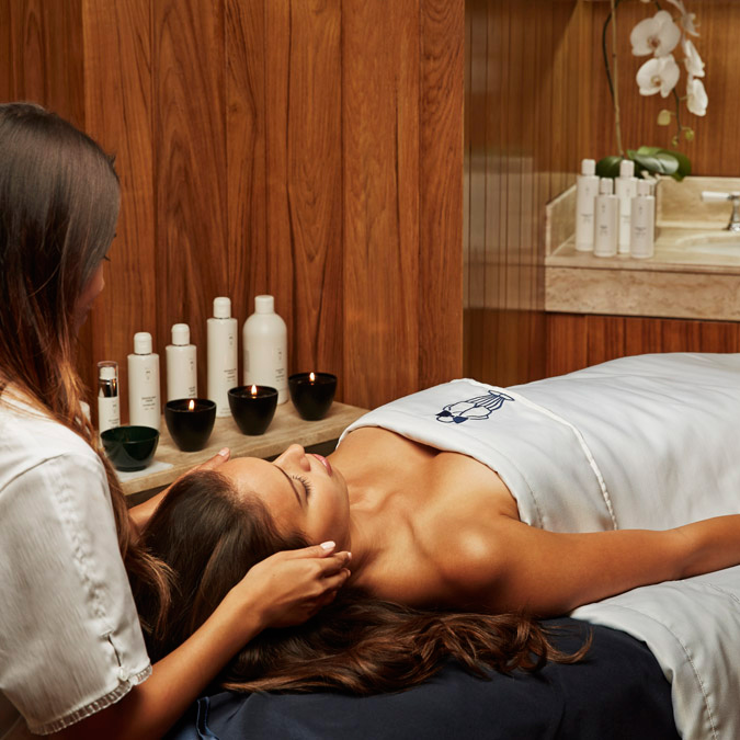 Boozy Spa Treatments, Mr. C Beverly Hills