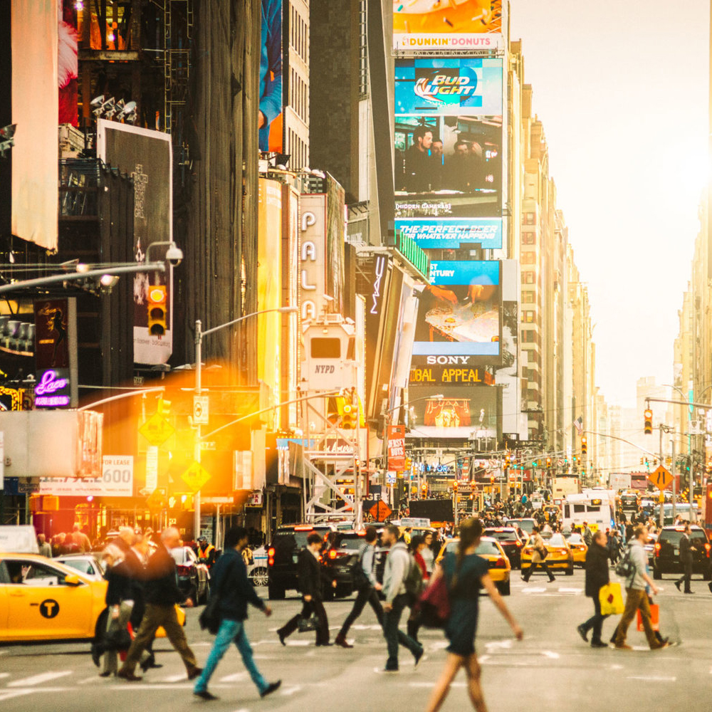 New York City, Times Square, Travel + Leisure
