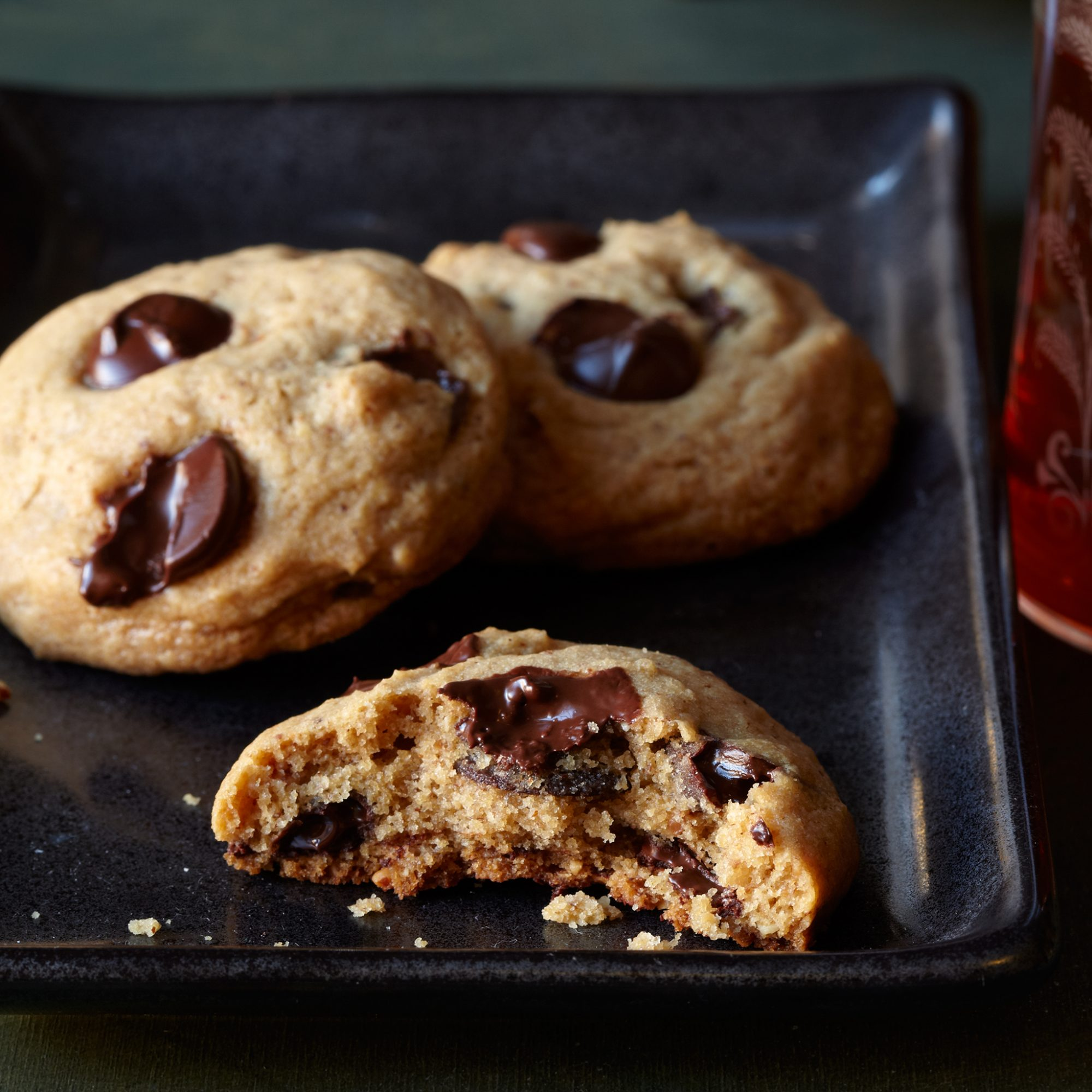 Chocolate Chip, Cookie, Nut