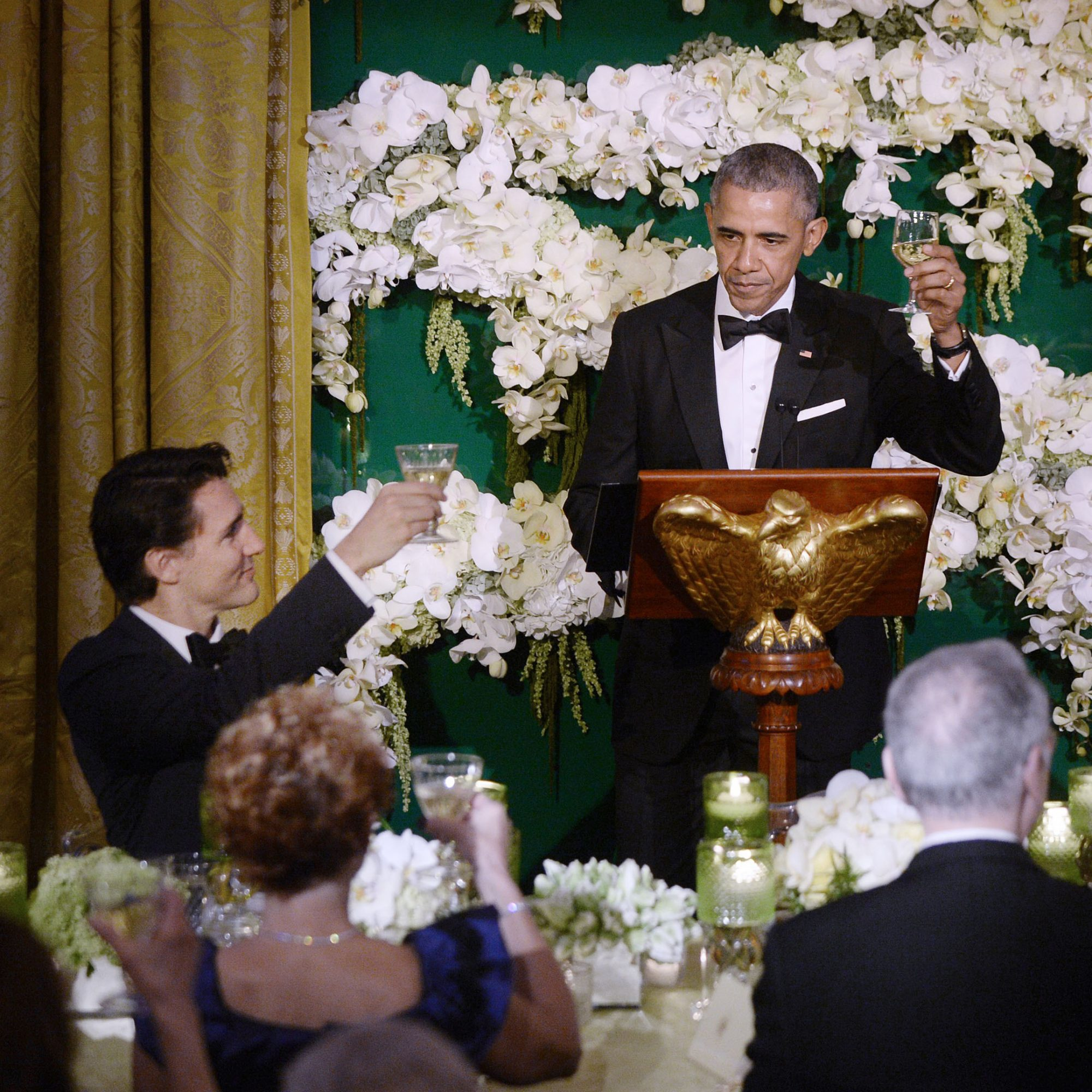 The Obamas Hosted the Coolest State Dinners Ever