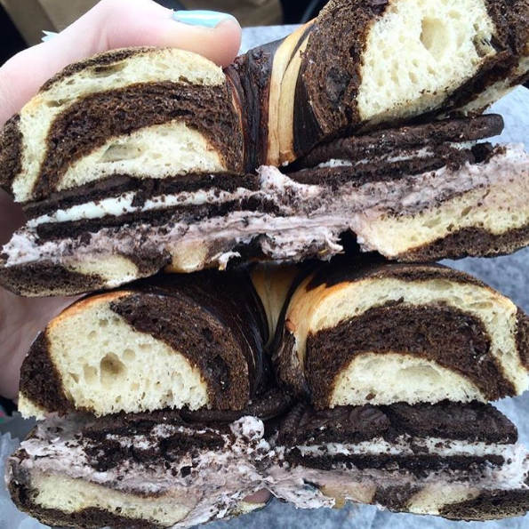 The Bagel Nook, Oreo Bagel