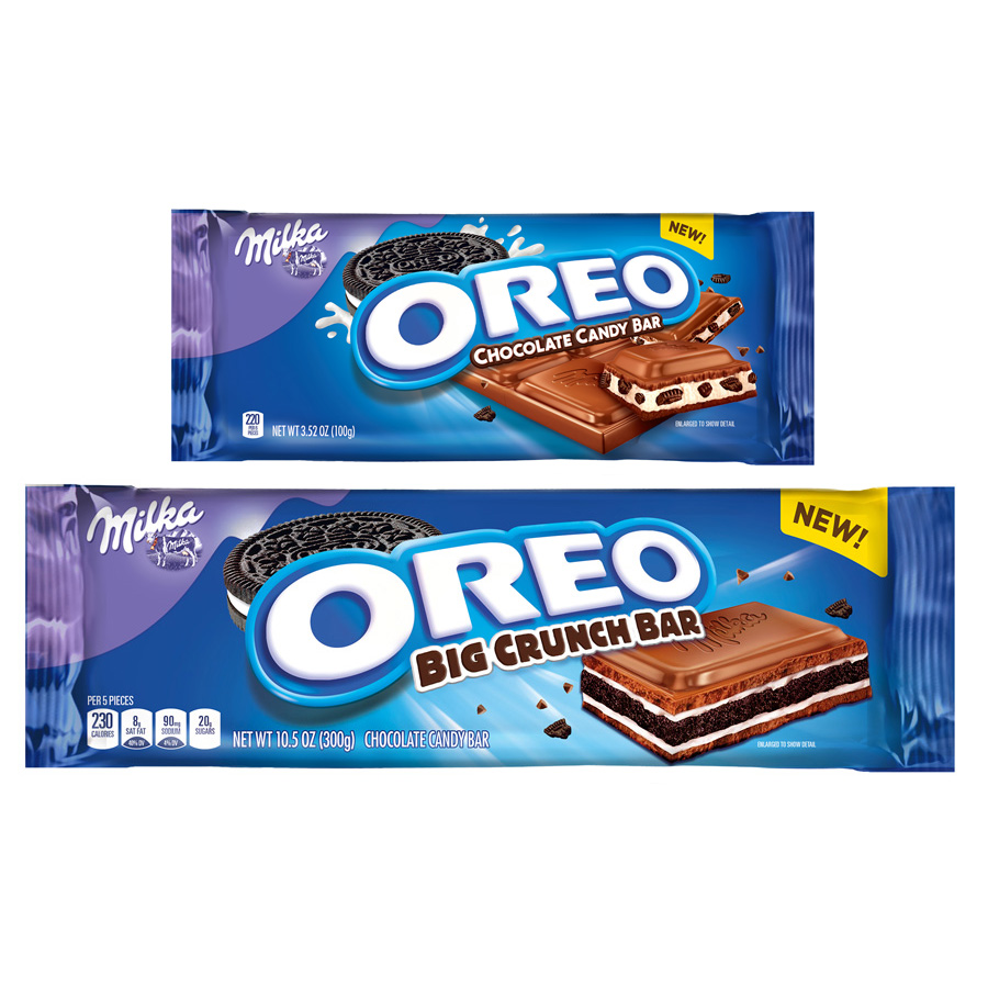 Chocolate Oreos Dunmore Candy Kitchen: New Oreo Candy Bars Will Definitely Be Better Than All