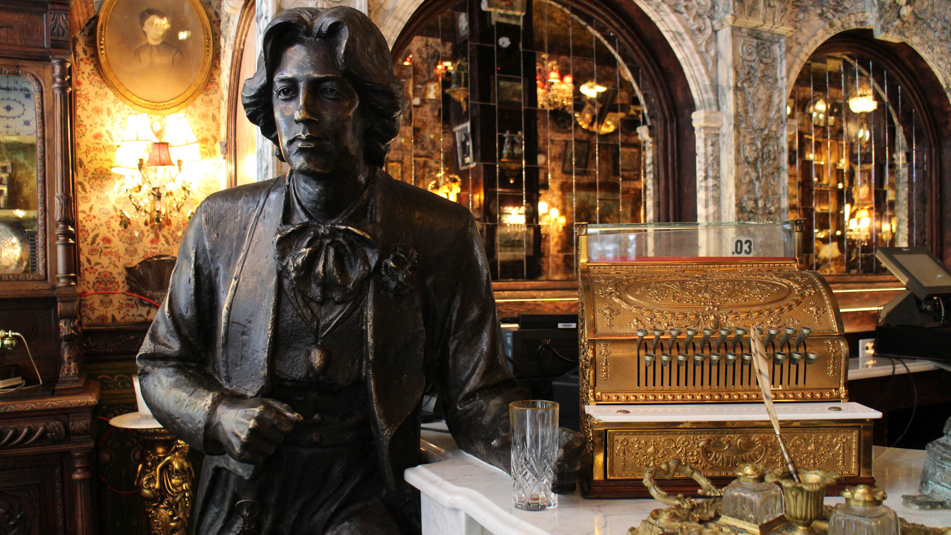 The Oscar Wilde Bar