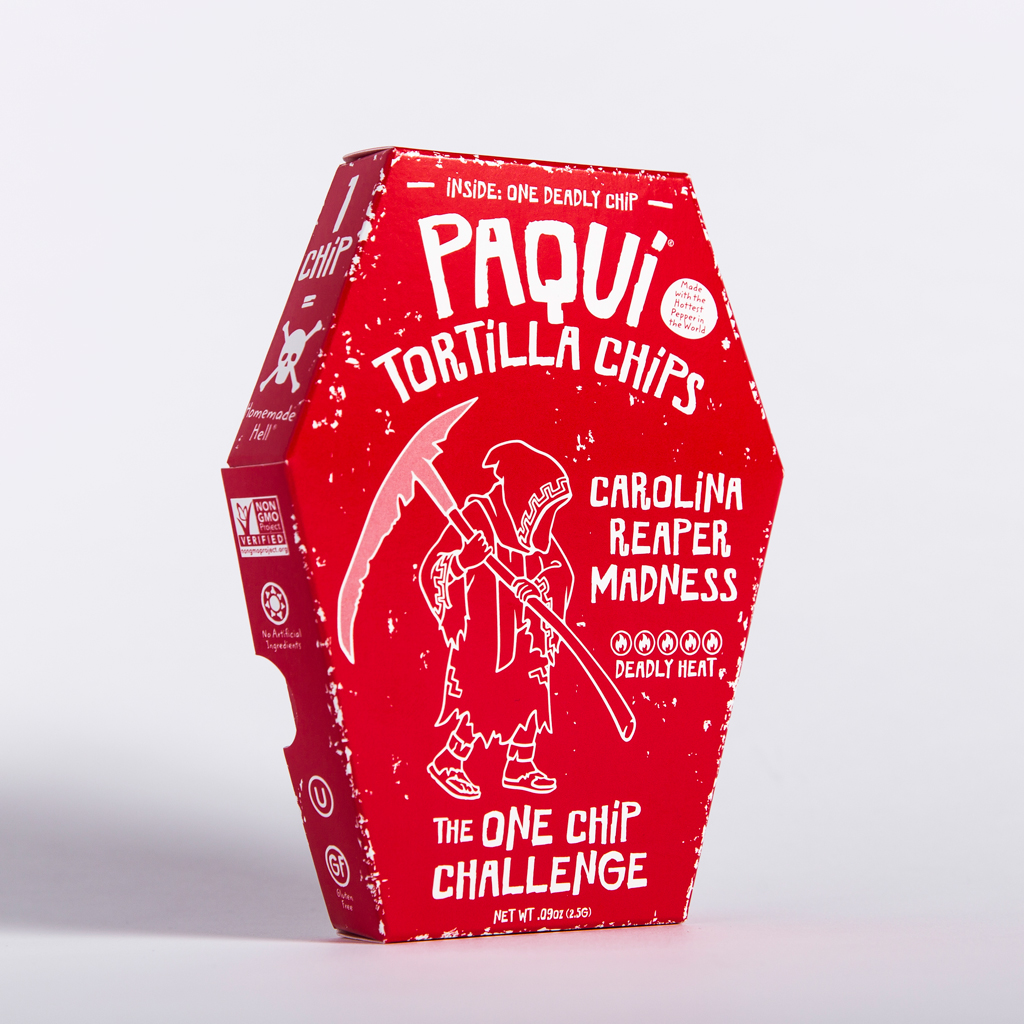 You Buy The World S Hottest Chips One At A Time Food Amp Wine