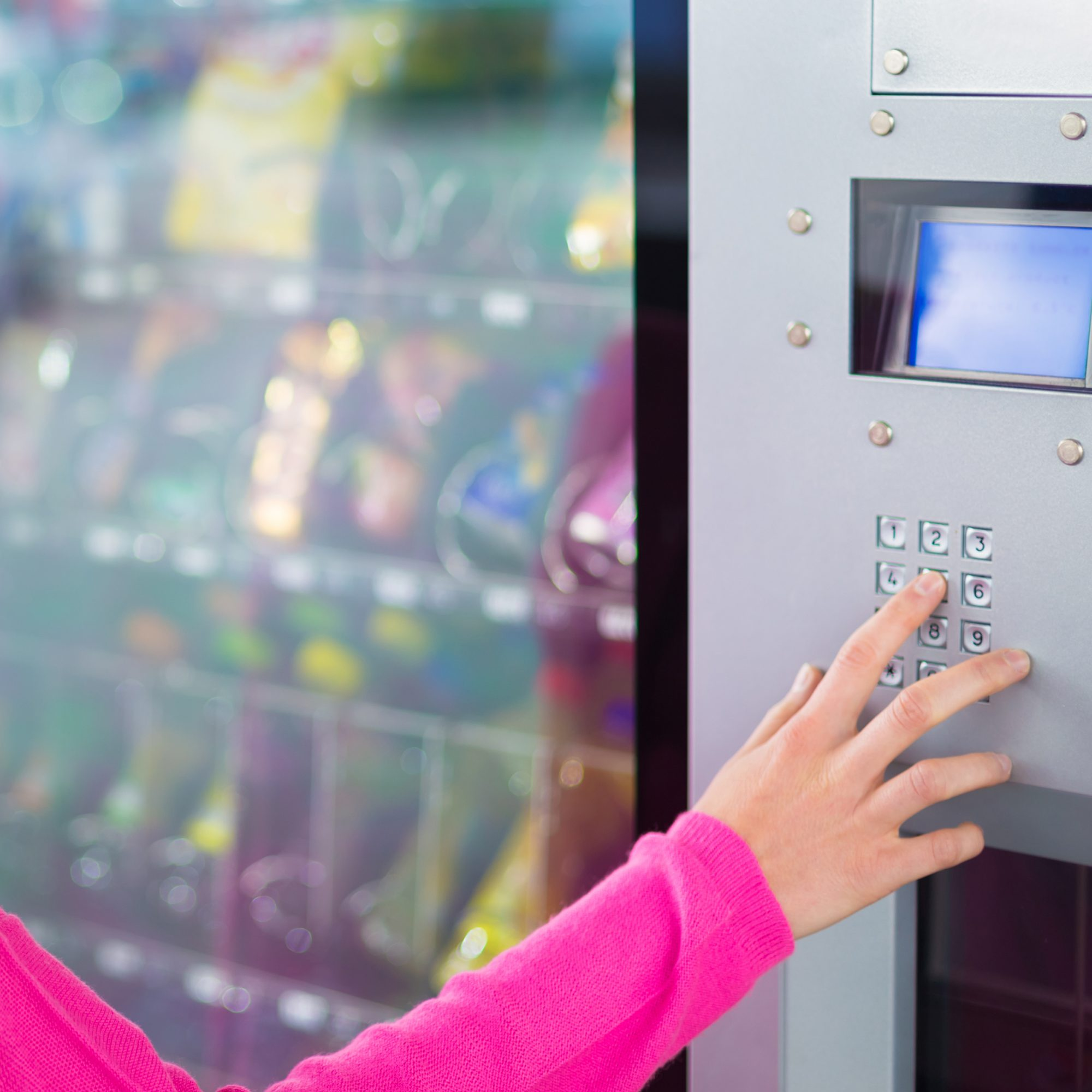 This Parisian Vending Machine Was Made for Those with Expensive Tastes