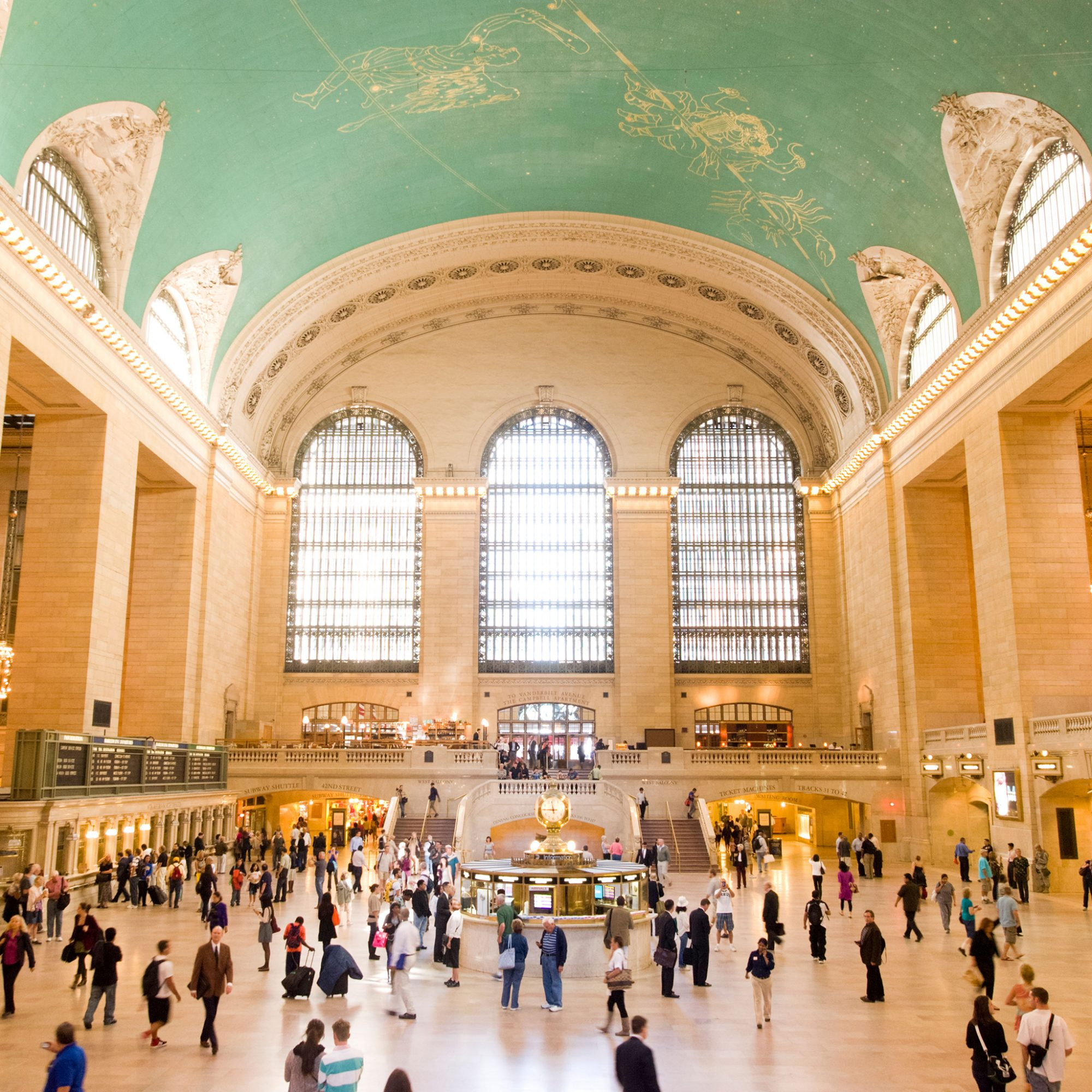 Secrets of New York City's Grand Central Terminal | Food & Wine