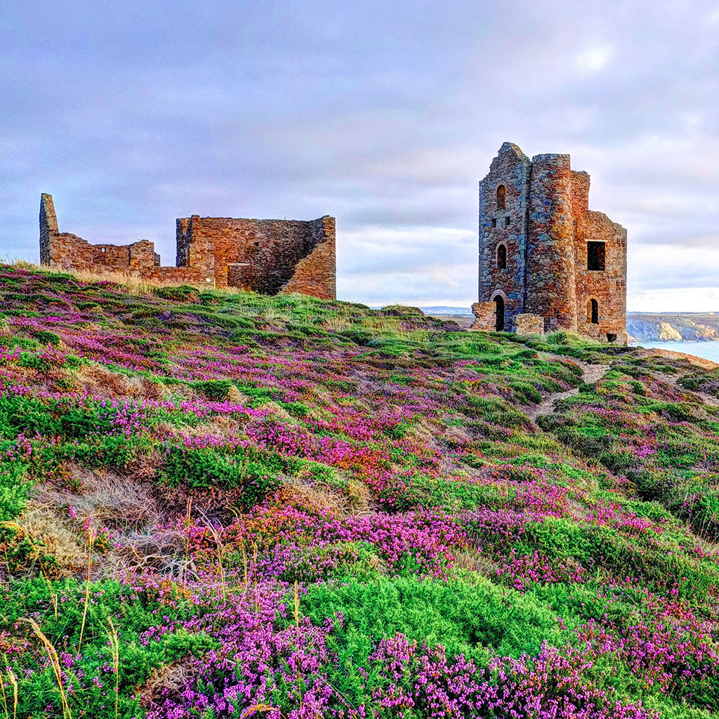Poldark: Wheal Leisure Mine
