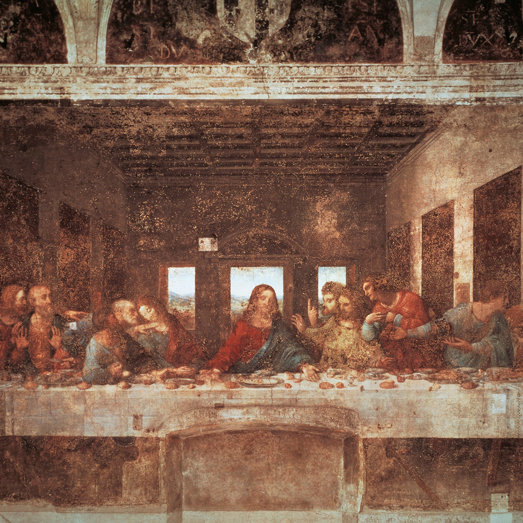 A musical Last Supper