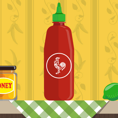 PARTNER FIX SRIRACHA RECIPES FWX