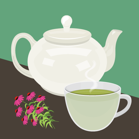 PARTNER FIX TEA TIME GARDEN FWX
