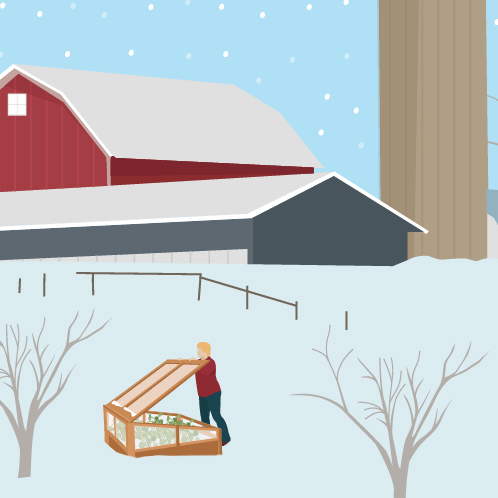 PARTNER FIX WINTER GARDENING FWX