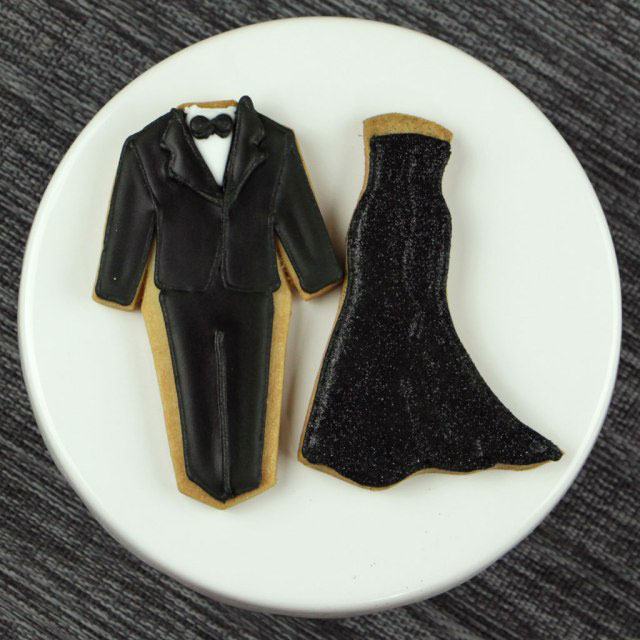 PARTNER MYRECIPES OSCAR BEST DRESSED COOKIES FWX