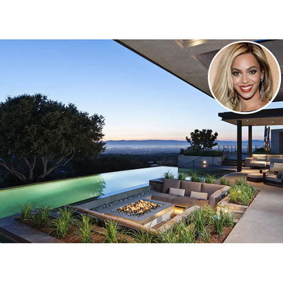 Beyoncé: An 11-Acre Estate in California