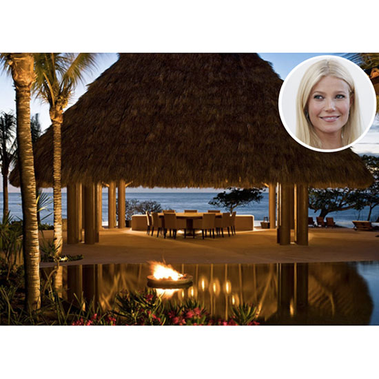 Gwyneth Paltrow: A 5-Bedroom Home in Mexico