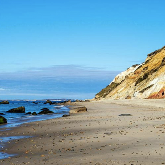 Moshup Beach, Aquinnah, Martha's Vineyard, Massachusetts