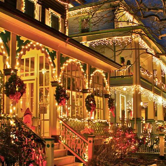 Best Christmas Decorations Long Island: The Most Christmassy Towns In The US