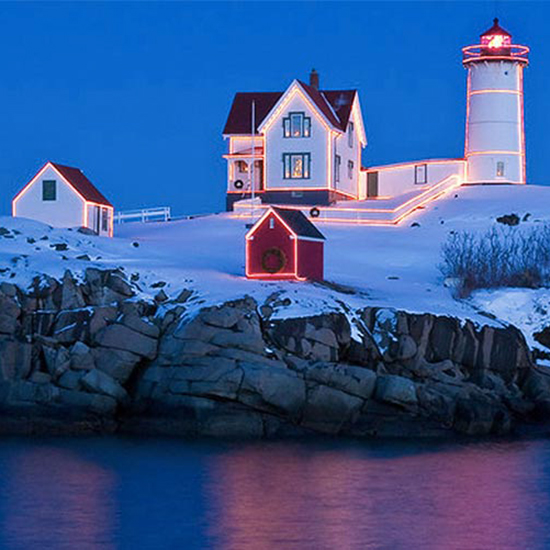 The Most Christmassy Towns In The US