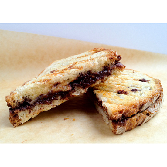 Dark Chocolate And Parmesan Cheese