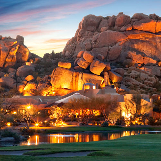 Best If You Want to Seriously Destress: Scottsdale, AZ