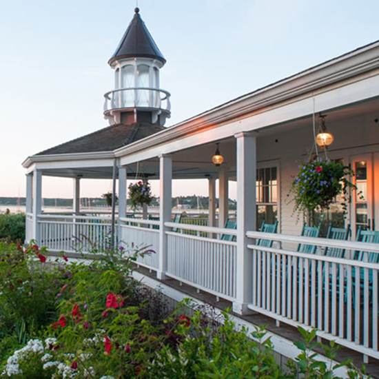 Best If You Want To Talk For 48 Hours Straight: Martha's Vineyard, MA