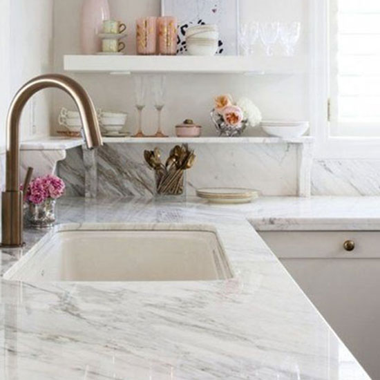 Wipe Down All Kitchen and Bathroom Surfaces Daily